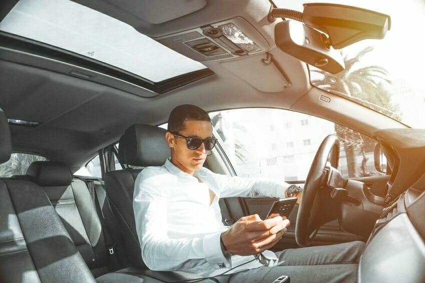 Does Driver Distraction Run Deeper Than Just Cell Phones?
